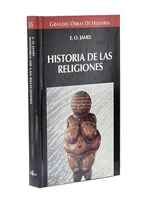 HISTORIA DE LAS RELIGIONES: JAMES, E. O.