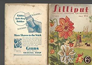 LILLIPUT. The Pocket Magazine for Everyone. October 1939. ISSUE 28. Volume 5. No. 4.
