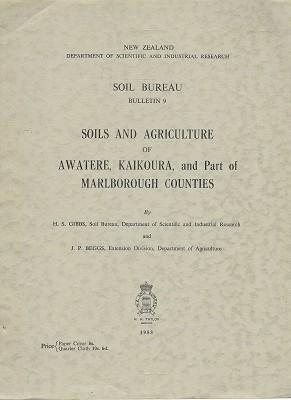 Soils And Their Utilization Green Island: Kaitangata: Wright A C
