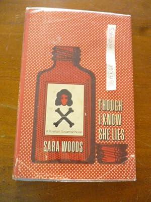 Though I Know She Lies: Woods, Sara