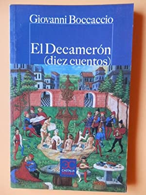 El Decamerón (diez cuentos): Giovanni Boccaccio
