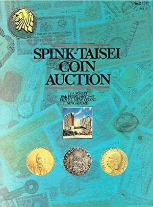 Spink-Taisei February 1987 Coins & Banknotes: Spink