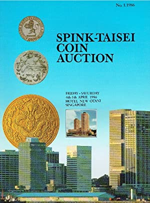 Spink-Taisei April 1986 Coins, Banknotes & Medals: Spink