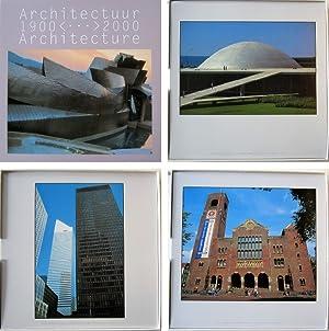 Architectuur in de eeuw van de machine. Architecture in the age of the machine.: N/A.
