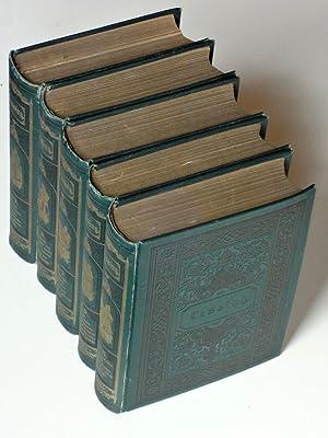 Werke in 11 Bänden (in 5 Büchern).: Lessing, Gotthold Ephraim