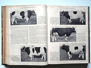 Deutsche Landwirtschaftliche Tierzucht. Illustrierte Wochenschrift für rationelle Viehhaltung, ...