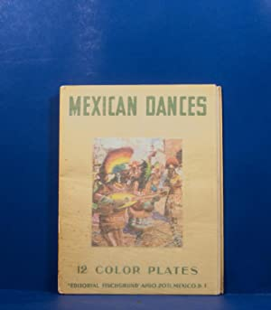 Mexican Dances: Valdiosera, Ramon