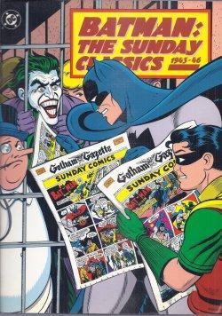 BATMAN: THE SUNDAY CLASSICS 1943-1946: Batman (created by