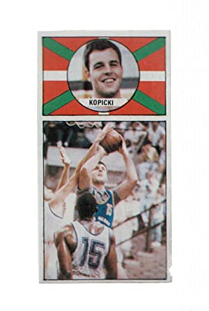 Imagen del vendedor de Cromo: Baloncesto 1986-1987: numero 014: Kopicki del Caja Bilbao a la venta por EL BOLETIN