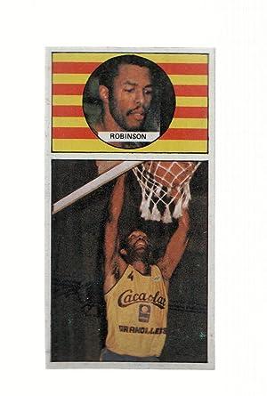 Imagen del vendedor de Cromo: Baloncesto 1986-1987: numero 034: Robinson del Cacaolat a la venta por EL BOLETIN
