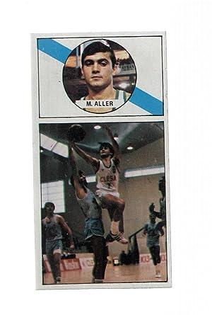 Imagen del vendedor de Cromo: Baloncesto 1986-1987: numero 059: Manuel Aller del Clesa Ferrol a la venta por EL BOLETIN