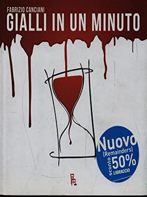 Gialli in un minuto: Fabrizio Canciani