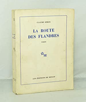 La route des Flandres -: SIMON (Claude)