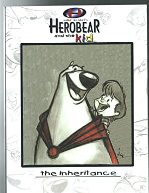 Herobear And The Kid Volume 1: The Inheritance (v. 1)