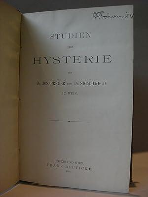 Studien über Hysterie.: FREUD, Sigmund;BREUER, Joseph;