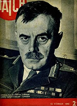 MATCH N° 85 - 16 février 1940: COLLECTIF