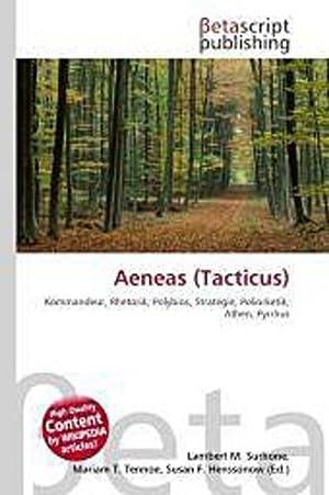 Aeneas (Tacticus): Lambert M. Surhone