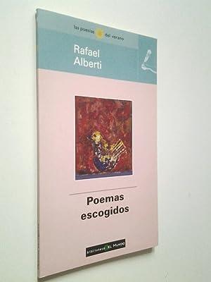 Poemas escogidos: Rafael Alberti