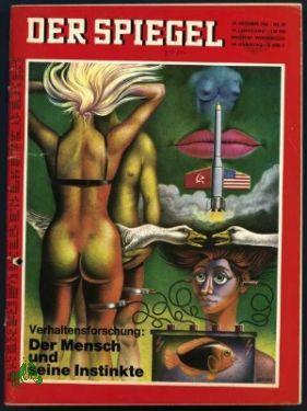 53/1965, Der Mensch und seine Instinkte: DER SPIEGEL, Das