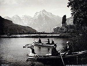 Souvenir de la Suisse. Album avec 43