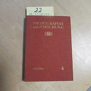 Photographie und Forschung - Band 6: Stüper, J.: