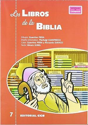 Libros de la biblia, los: Ginel, Alvaro