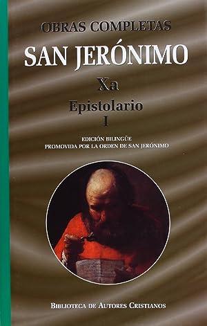 Obras completas de San Jerónimo Xa: Epistolario I (Cartas 1-85**): San Jerónimo