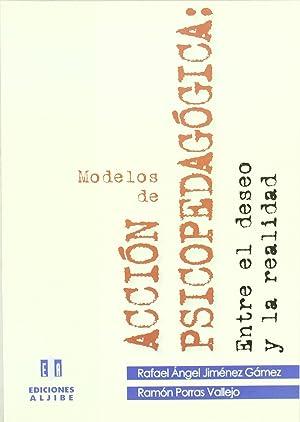 Modelos de acción psicopedagógica: Jiménez Pérez, Rafael