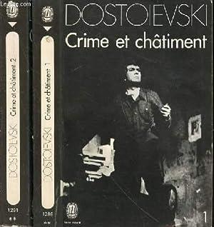Crime et chatiment de Dostoïevski, annonce de la lecture commune Md22447081546