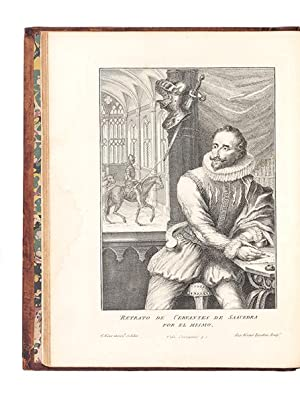 The Life and Exploits of the ingenious: CERVANTES DE SAAVEDRA,