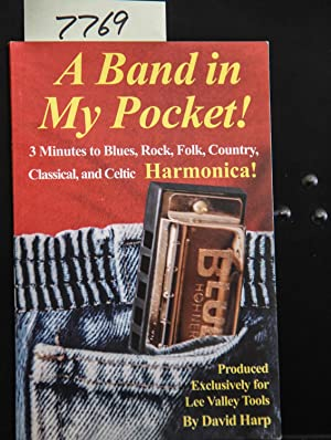A Band in My Pocket: 3 Minutes: Harp, David
