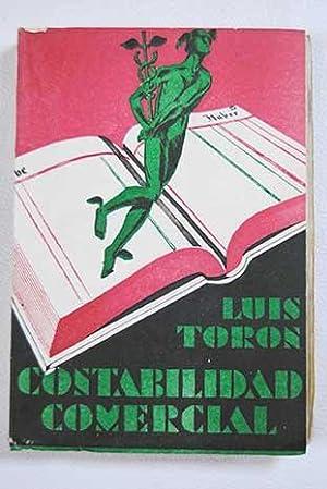 Contabilidad comercial: Torón Villegas, Luis