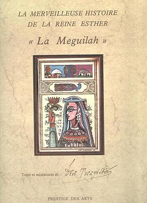 La merveilleuse histoire de la reine Esther: Devi Tuszynski