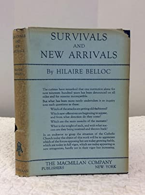 SURVIVALS AND NEW ARRIVALS