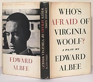Who's Afraid of Virginia Woolf?: Edward Albee