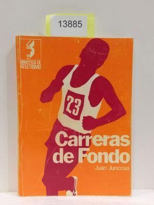Imagen del vendedor de CARRERAS DE FONDO. BIBLIOTECA DE ATLETISMO. a la venta por Librería Circus