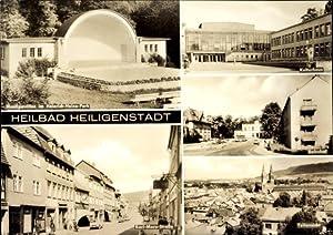 Ansichtskarte / Postkarte Heilbad Heiligenstadt Thüringen,Heinrich Heine