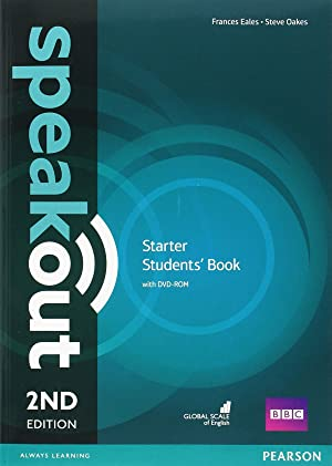 Speakout 2nd Edition Extra Starter Students Book/DVD-ROM/Workbook/StudyBooster Spain Pack REVISED: ...