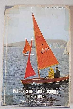 Imagen del vendedor de Patrones de embarcaciones deportivas a la venta por Alcaná Libros