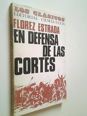 En defensa de las Cortes, con dos: Álvaro Flórez Estrada