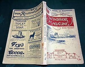The Windsor Magazine. December (Xmas) 1900. (Monthly): H. Rider Haggard. Mayne Lindsay. E. F. ...