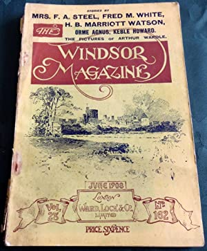 The Windsor Magazine. June 1908.: Various.