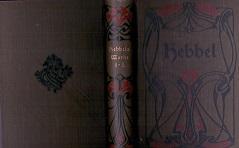 Sämtliche Werke.: Hebbel, Friedrich, Hermann Krumm (Hg.) und Emil Kuh: