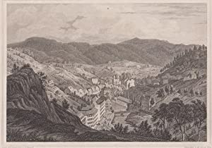 Orig. Stahlstich - Carlsbad.
