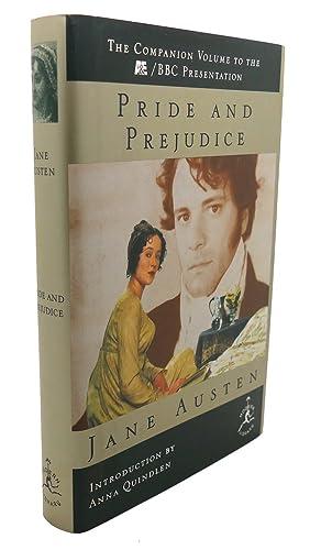 PRIDE AND PREJUDICE: Jane Austen, Anna