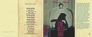 THE BELL JAR - Facsimile D/J -: SYLVIA PLATH pseudonym