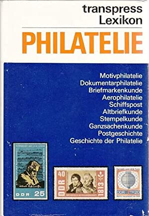 Transpress Lexikon Philatelie.