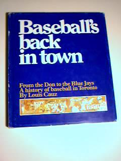 Baseball's Back in Town: Louis Cauz