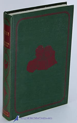 Heidi (Junior Library, The World's Popular Classics, Art-Type Edition): SPYRI, Johanna