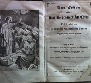 Das Leben unseres Herrn und Heilands Jesu: Brentano, Clemens: